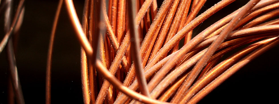 Copper wire-drawing
